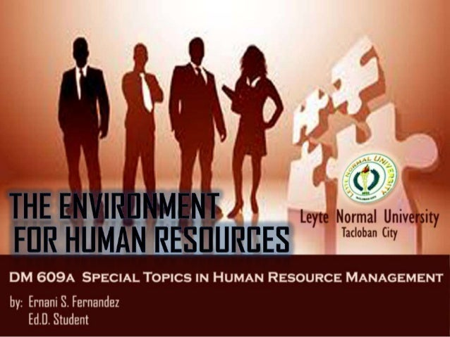 Human Resources: Past and Present Scientific Management – this technique was the first radical change in what most owners ...