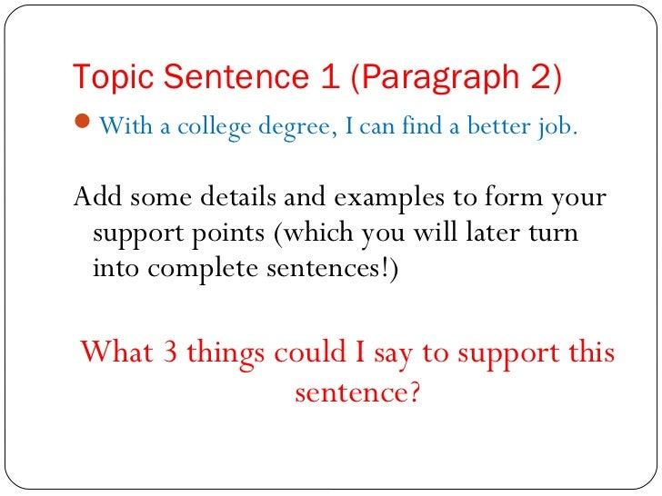 the road essay topics
