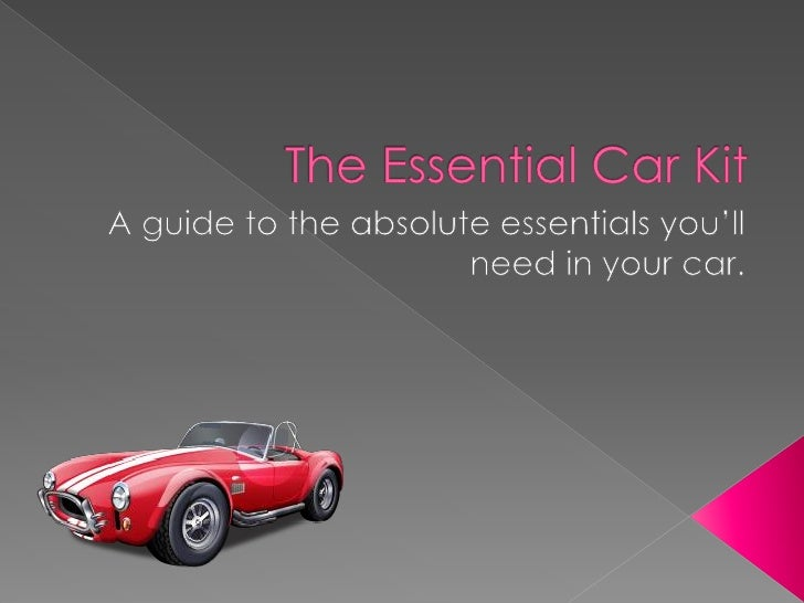    Just passed your driving test? Wondering    what essentials you'll need with you on    your travels. Hopefully this gu...