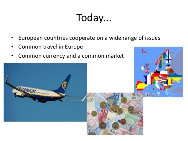 Europe after World War Two - the establishment of the EEC Slide 2
