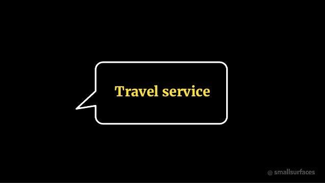 @ Travel service