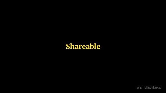 @ Shareable