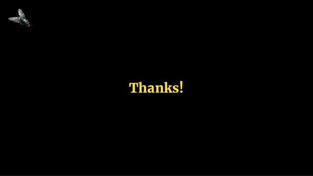 @ Thanks!