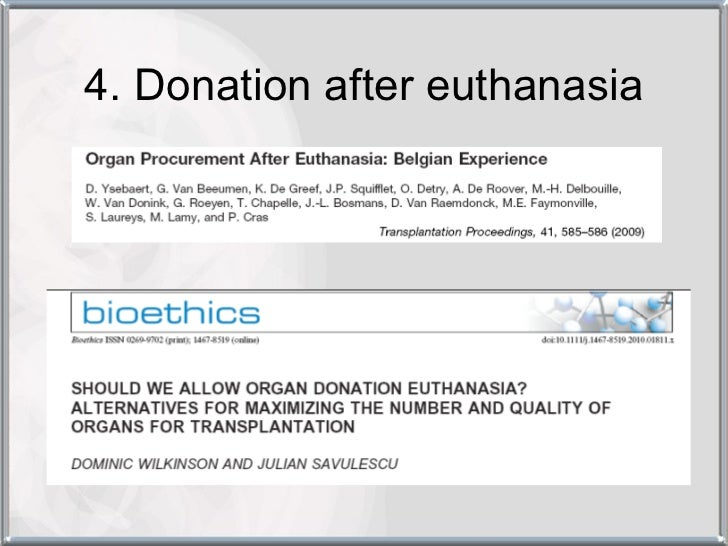 the ethics organ donation after cardiac This article reviews the guiding principles of pediatric organ donation after cardiac death, the phases of the process, and the ethical and moral issues surrounding donation.