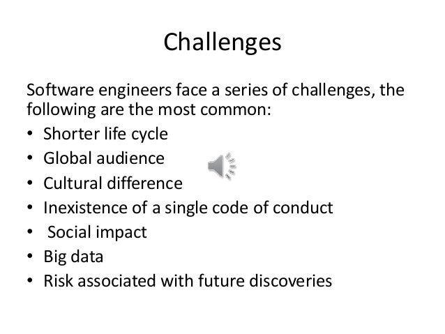 The ethics of software engineering