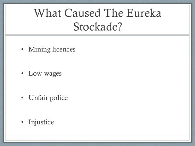 the eureka stockade Dear miss galtieri  when is the anniversary for the eureka stockade the anniversary was on the 3rd of december  2 where was the eureka stockade.