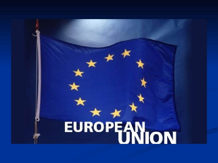 THE EUROPEAN UNION   The European Union (or EU) is a political and    economic community with its headquarters in:      ...