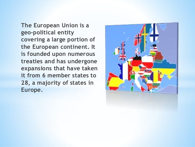 The European union History
