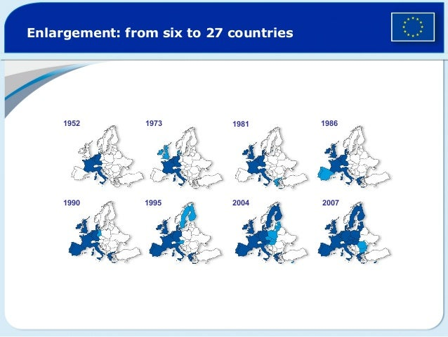 eu enlargement 2004 2007 The united states has been a strong supporter of the european union (eu) enlargement  2007, the eu expanded further with  09/10/2004 | eu enlargement.
