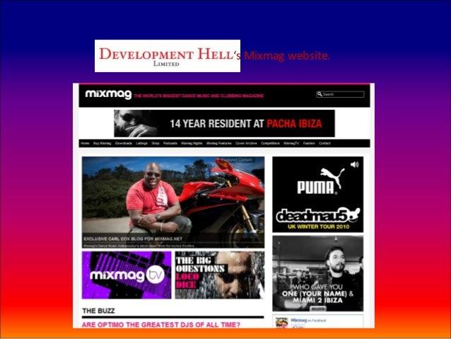 Coursework website