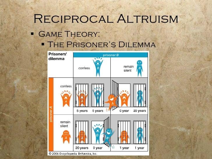 Biological Altruism