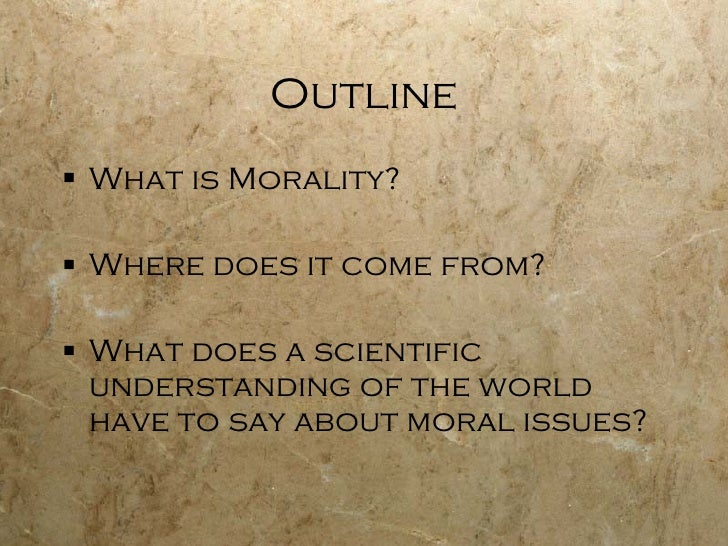 the evolution of morality The evolution of morality and religion by donald m broom cambridge and new york: cambridge university press $7500 (hardcover) $2800 (paper) xii + 259 p species, author, and subject indexes isbn: 0‐521‐82192‐4 (hc) 0‐521‐ 52924‐7 (pb) 2003.
