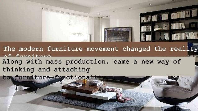 Superieur 3. The Modern Furniture ...
