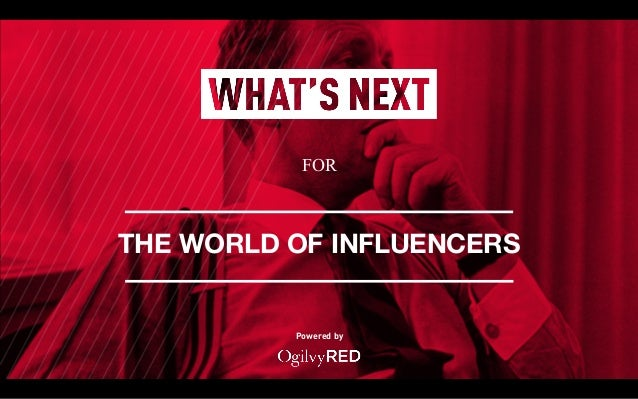 FOR Powered by THE WORLD OF INFLUENCERS