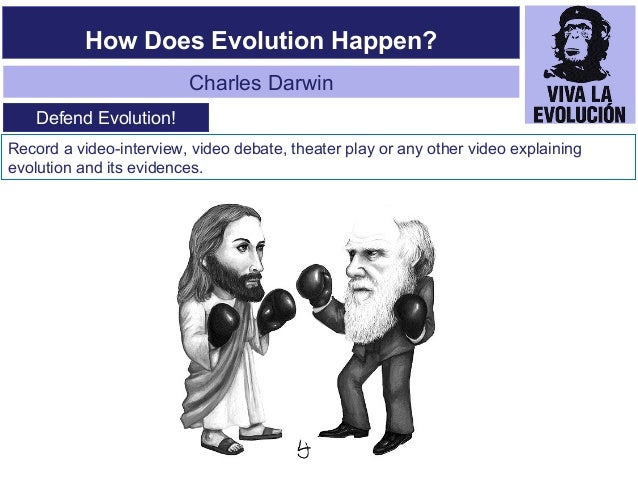 Darwin S Theory Of Evolution By Natural Selection Explains Changes In