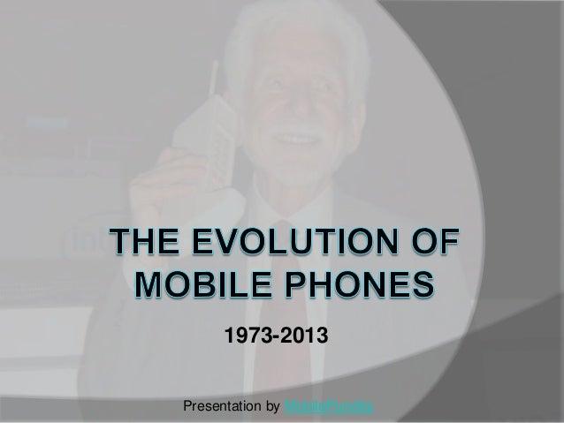 1973-2013 Presentation by MobilePundits