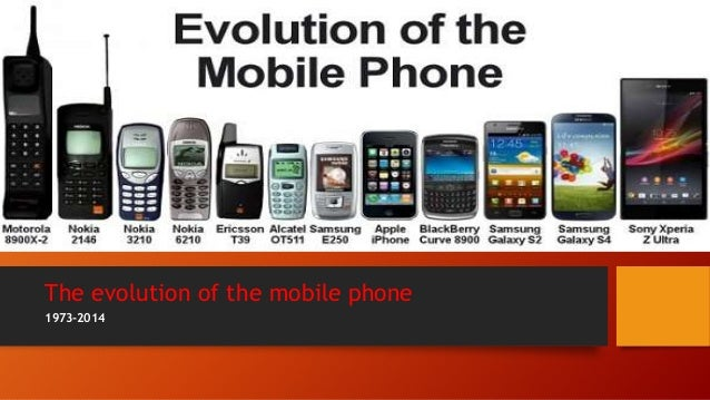 the cell phone evolution The evolution of apple's iphone as the iphone ages, it's important to look at how the now-iconic device has matured since its arrival in 2007.