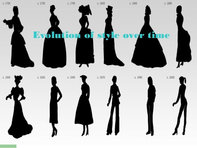 The Evolution Of Western Fashion Revised