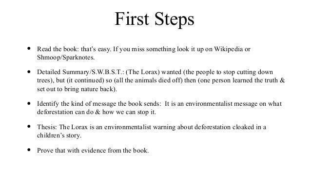 example summary essay
