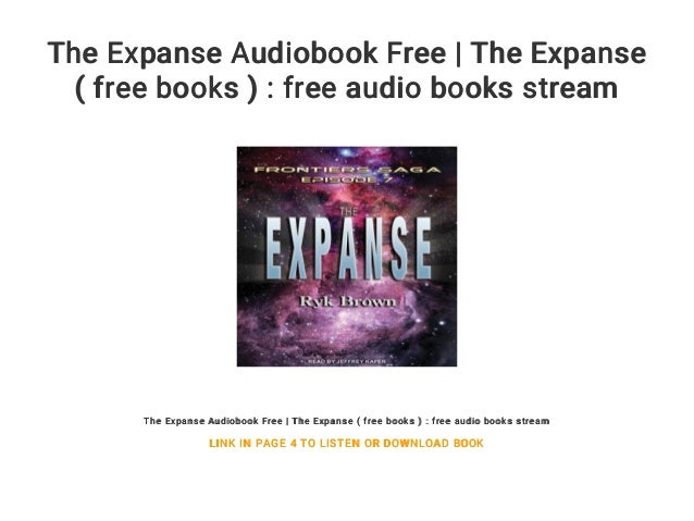 The Expanse Audiobook Free | The Expanse ( free books