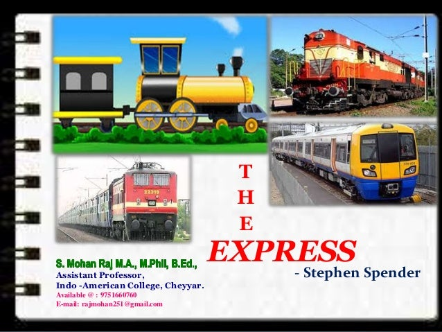 the express by spender