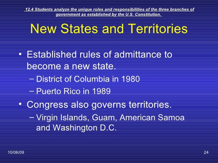 expressed implied powers of congress Power and federalism  express powers and implied powers  members of congress must regularly face reelection and be held accountable by the people they.