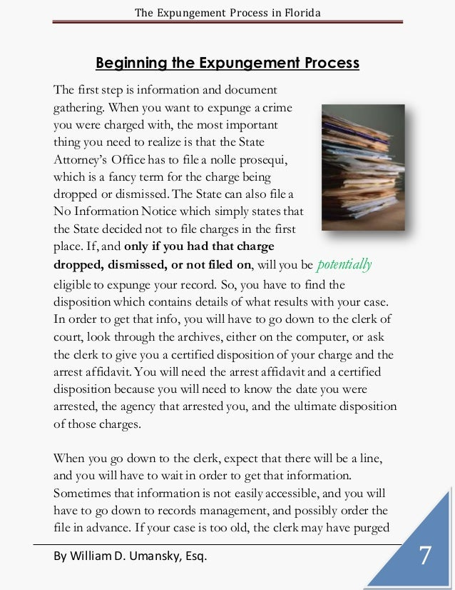 The expungement process in florida 7 the expungement process in florida solutioingenieria Images
