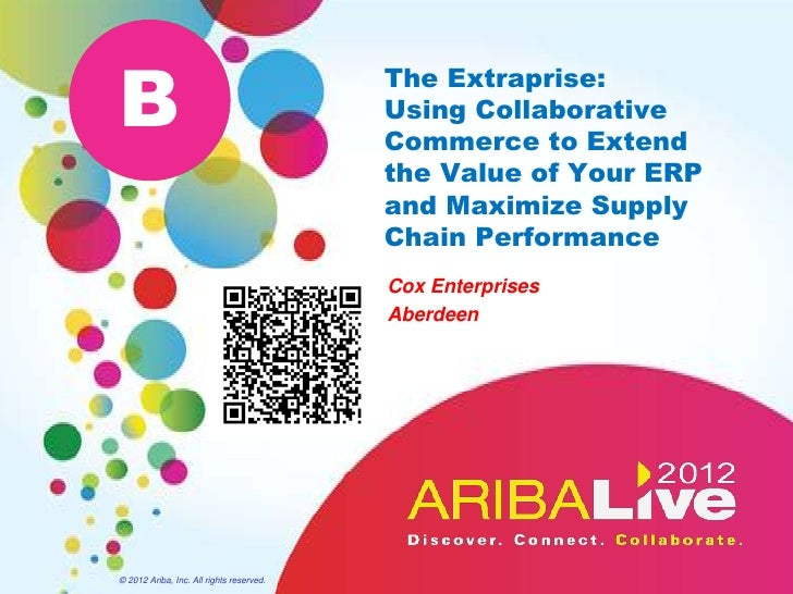 B                                         The Extraprise:                                          Using Collaborative    ...