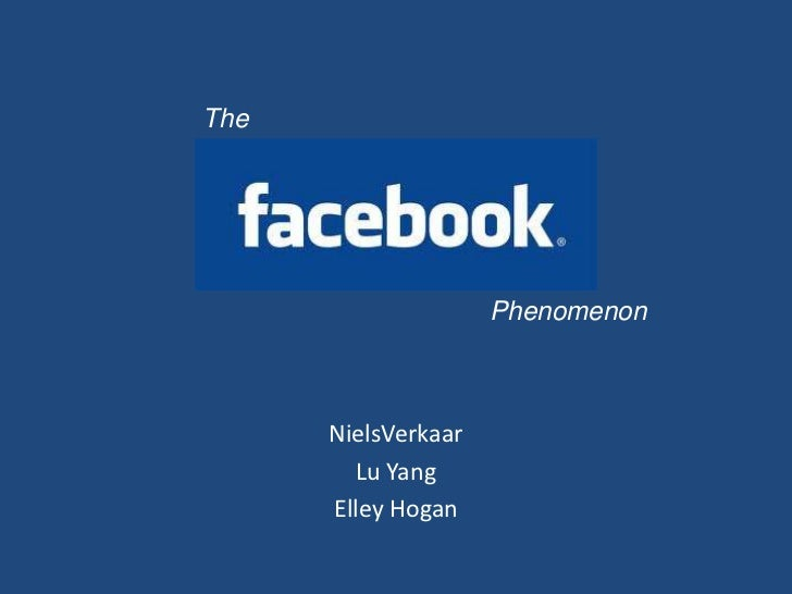 The                     Phenomenon      NielsVerkaar        Lu Yang      Elley Hogan