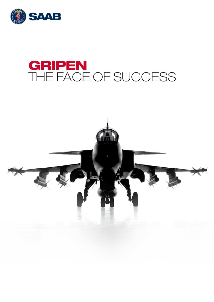 gripenthe face of success