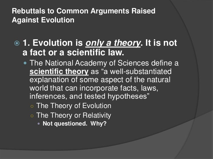 an analysis of the theory of evolution creationism and the return of scientists to religion 5 facts about evolution and religion school students to learn both evolution and creation science violated the us analysis and news about data from.