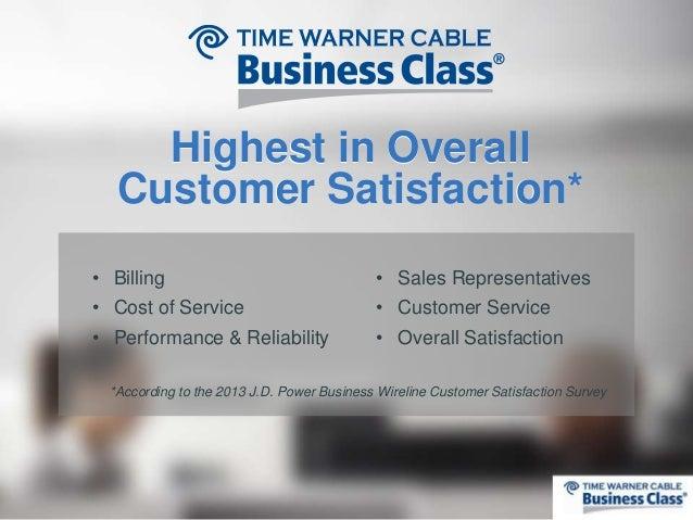 warner cable customer service