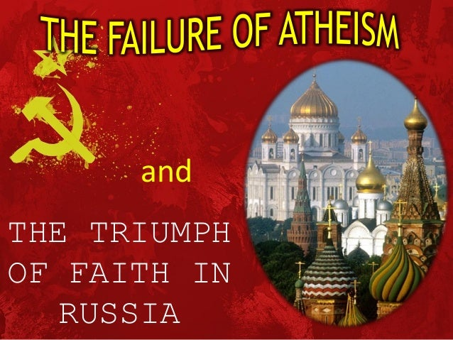 THE TRIUMPH OF FAITH IN RUSSIA and