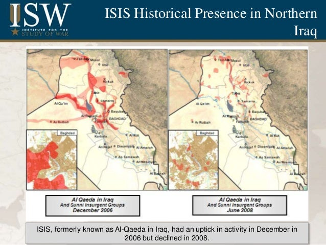 The Fall of Mosul to the Islamic State of Iraq and al-Sham