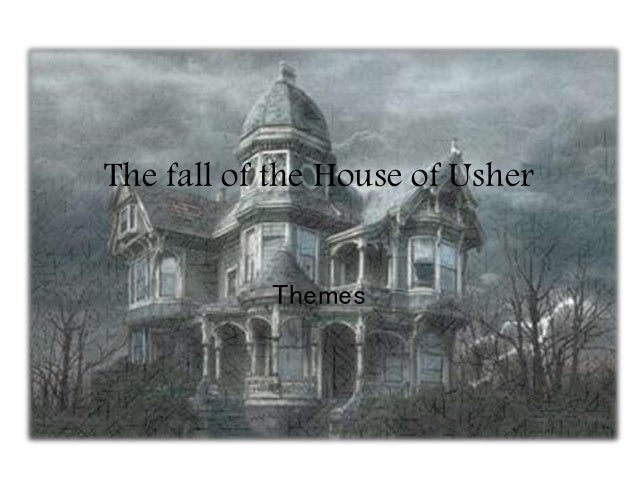The Fall of the House of Usher and Other Stories Edgar Allan Poe