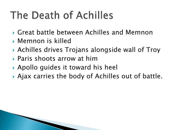the fall of troy summary