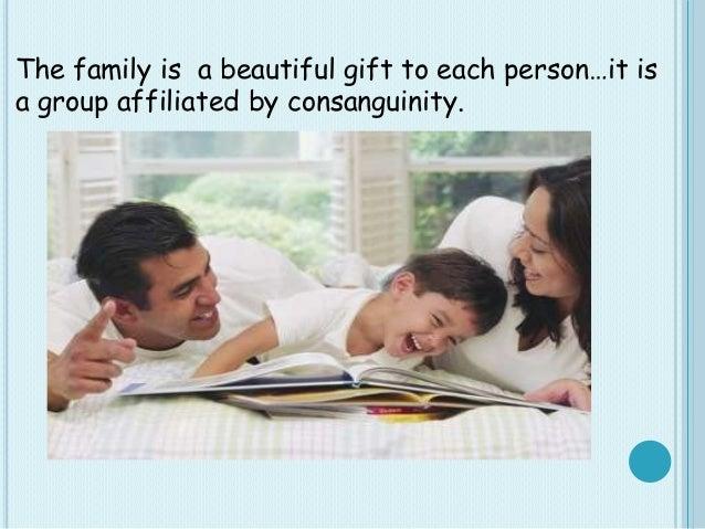 The family Slide 2
