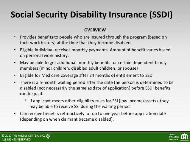 an overview of the social security Social security in switzerland position as of 19th june 2017 2 it provides an overview of the swiss social security system only decisions on individual cases.