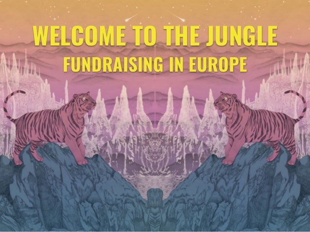 WELCOME TO THE JUNGLE FUNDRAISING IN EUROPE