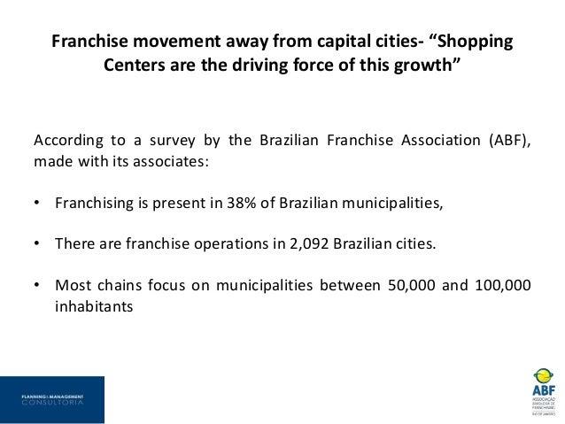 Prefiro Andar Com Os Loucos Do Que Com Os Falsos: The Fashion Franchising Market In Brazil