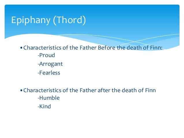 What is the theme of The Father by Bjornstjerne Bjornson?