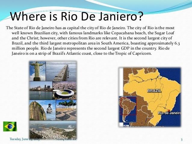 The Favelas In Rio De Janieroateeq Rana C British School In Baku - Where is baku