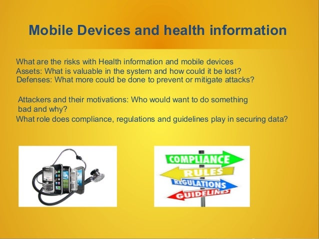 the impact of mobile devices on cybersecurity In the recently released book going mobile: how wireless technology is reshaping our lives, darrell west describes the transformative impact of the mobile revolution on entrepreneurship, education, health care, public safety, and other areas.