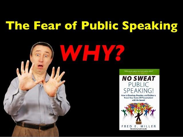 public speaking anxiety essay