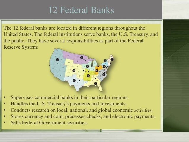an analysis of the federal reserve system in united states The board of governors of the federal reserve system (the federal  capital  analysis and review (ccar) for db usa corporation (dbusa.