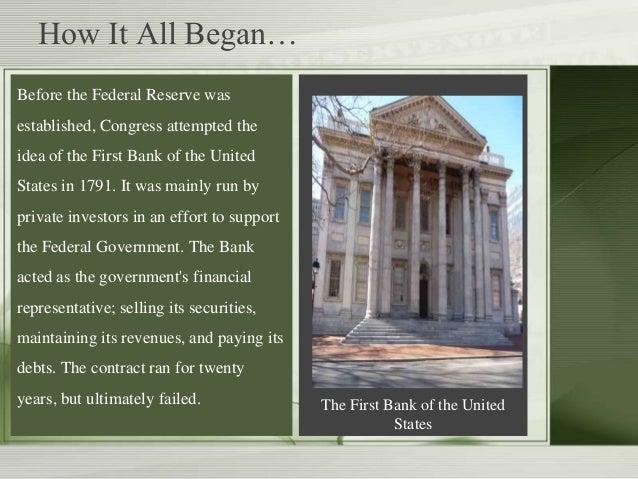 Federal Reserve System - FRS