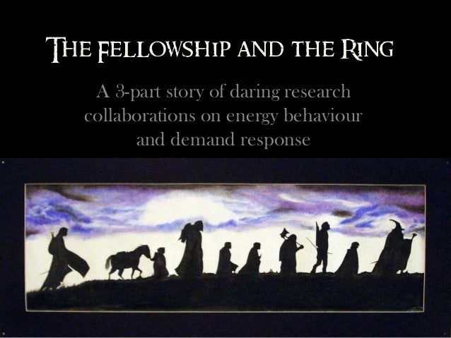 A 3-part story of daring research collaborations on energy behaviour and demand response
