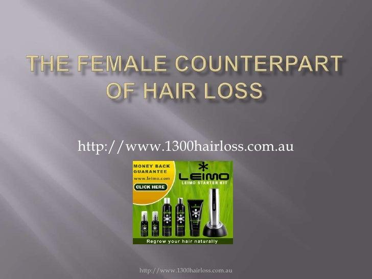http://www.1300hairloss.com.au        http://www.1300hairloss.com.au