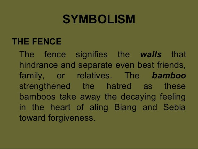 theme of the fence by jose garcia villa Anchored angel, the has 46 ratings and 6 reviews john ray said: josé garcia villa is an anomalic filipino-american writer whose poetry goes over my head.