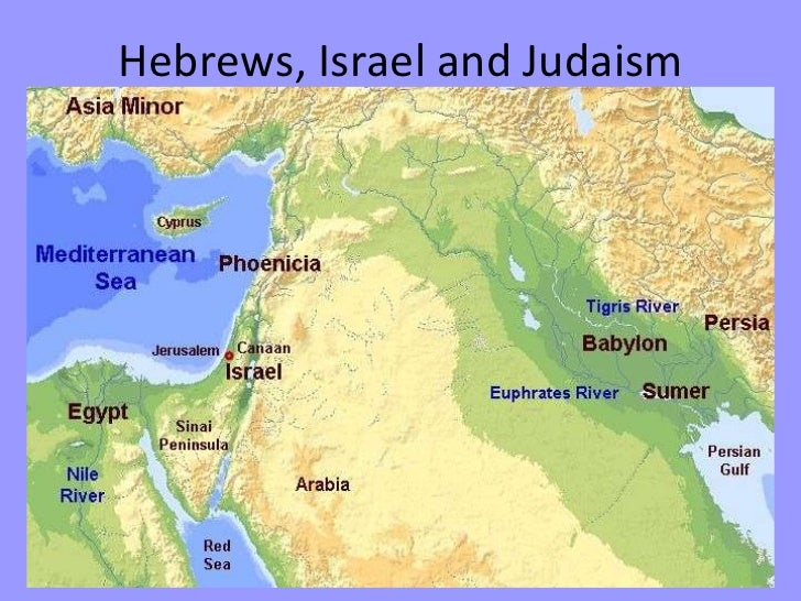 history of the hebrews in the fertile crescent The fertile crescent ancient assyria mapping exercise ancient history  museum instructions and rubric ancient history museum partner evaluation  ancient.